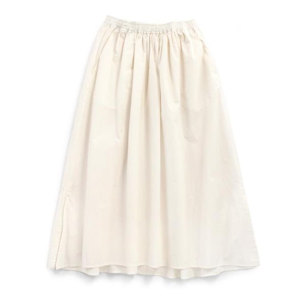 G0899 製品染めギャザロングスカート