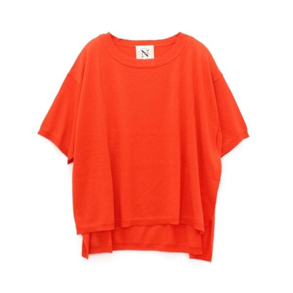 K2251 ウォッシャブル半袖クルーTシャツ
