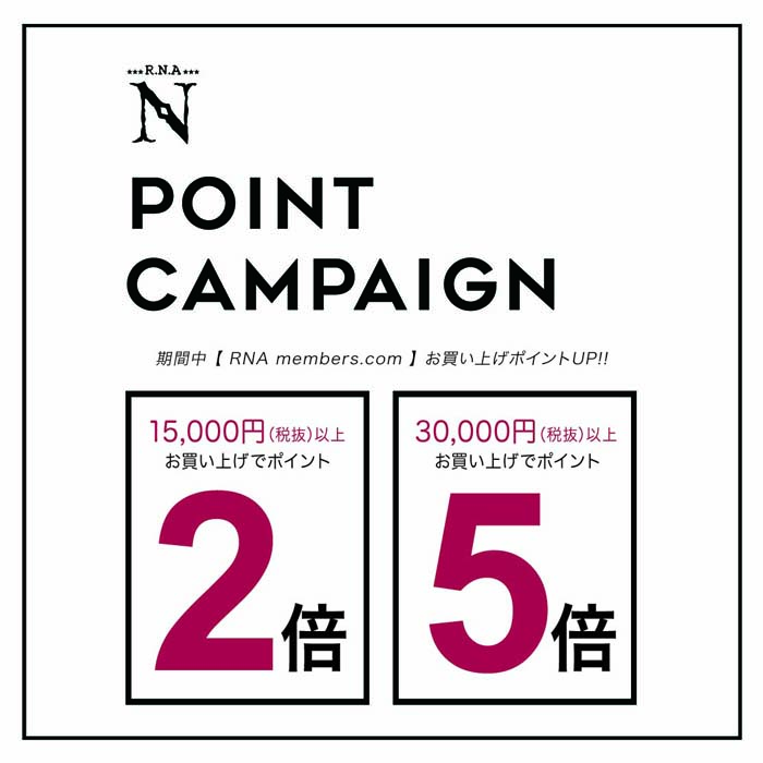 RNA-N POINT CAMPAIGN
