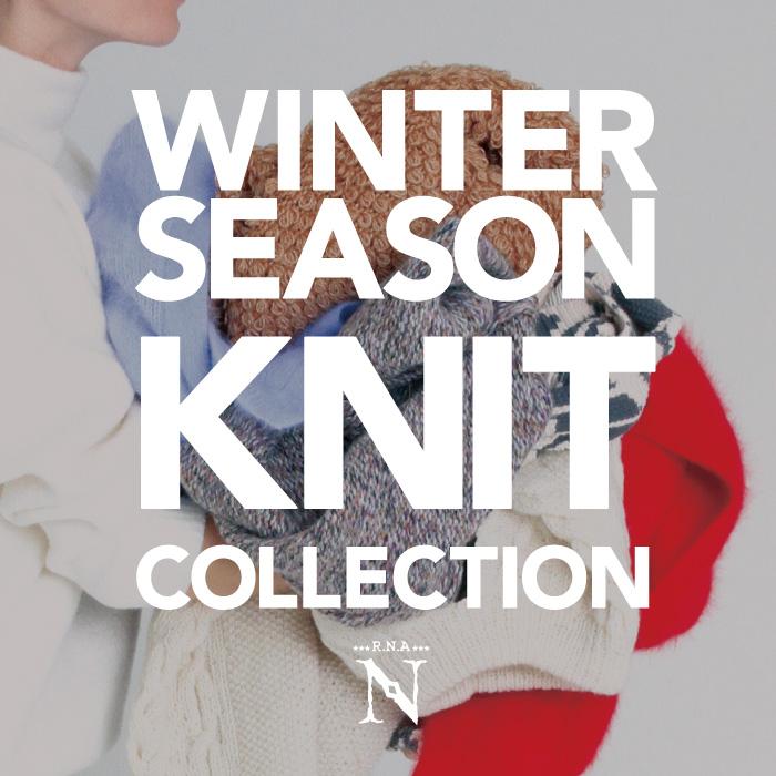 WINTER SEASON KNIT COLLECTION