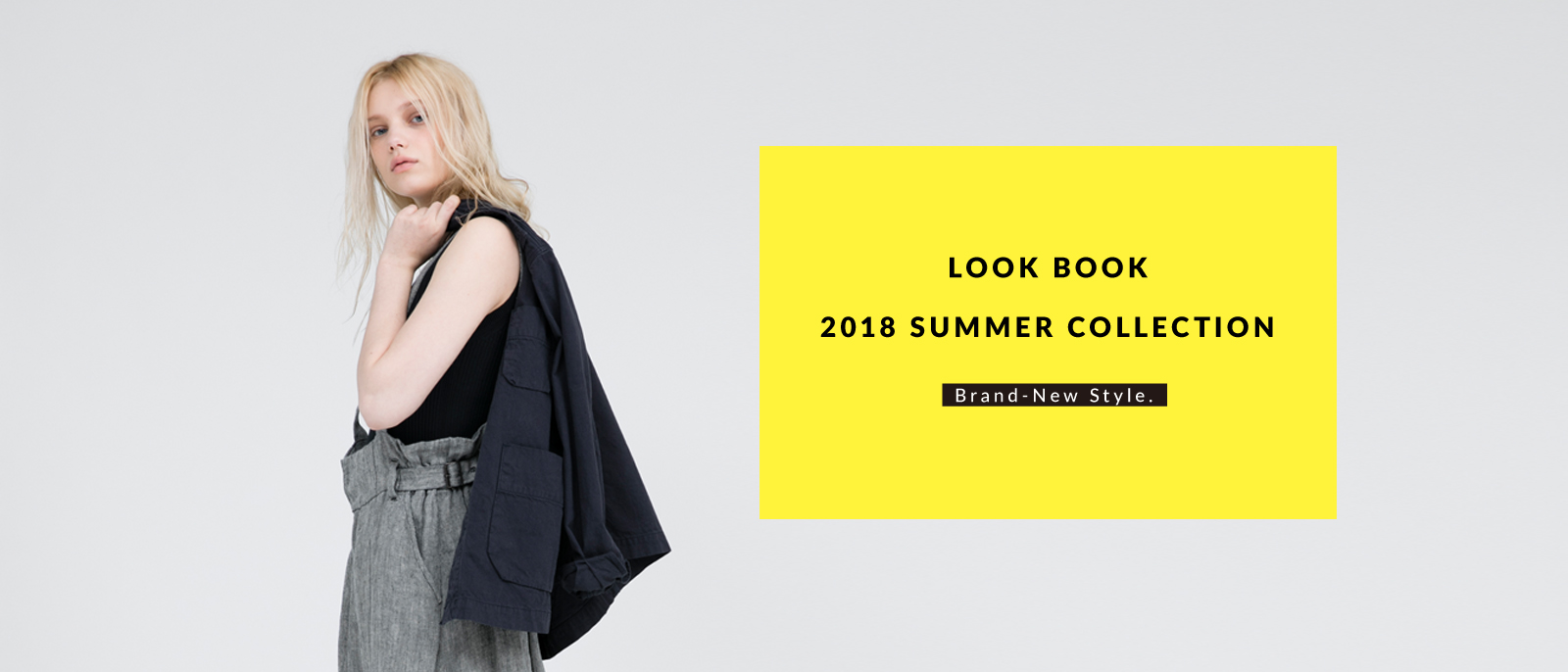 2018 SUMMER LOOKBOOK