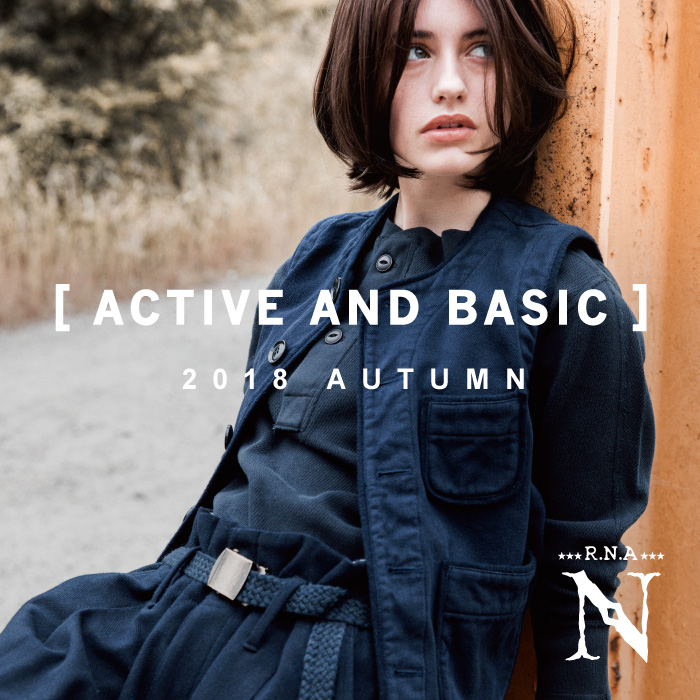 RNA-N 2018 AUTUMN COLLECTION