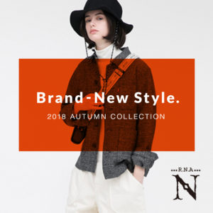 LOOK BOOK 2018 AUTUMN COLLECTION