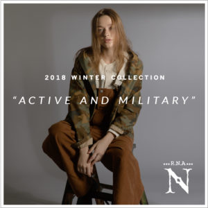 RNA-N 2018 WINTER COLLECTION