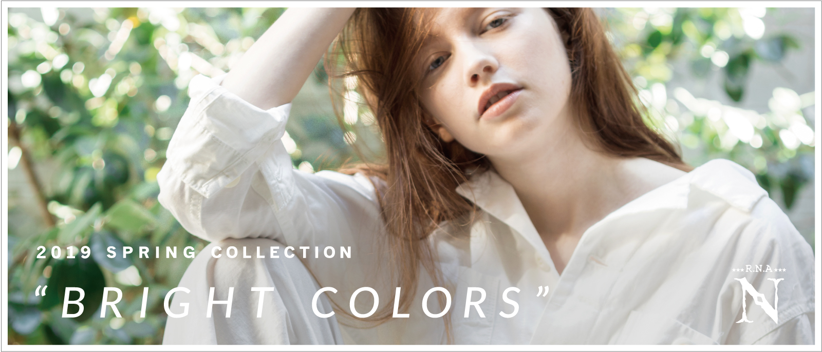 RNA-N 2019 SPRING COLLECTION