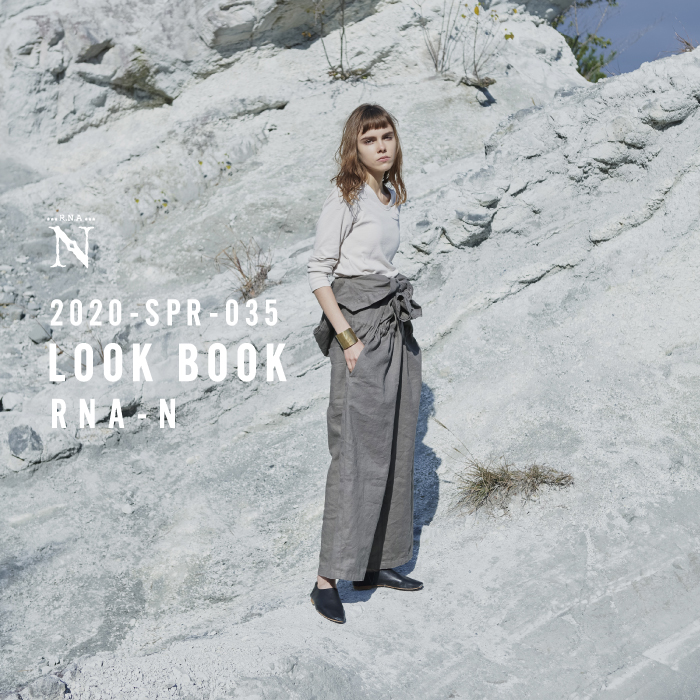 LOOK BOOK 2020 SPRING COLLECTION