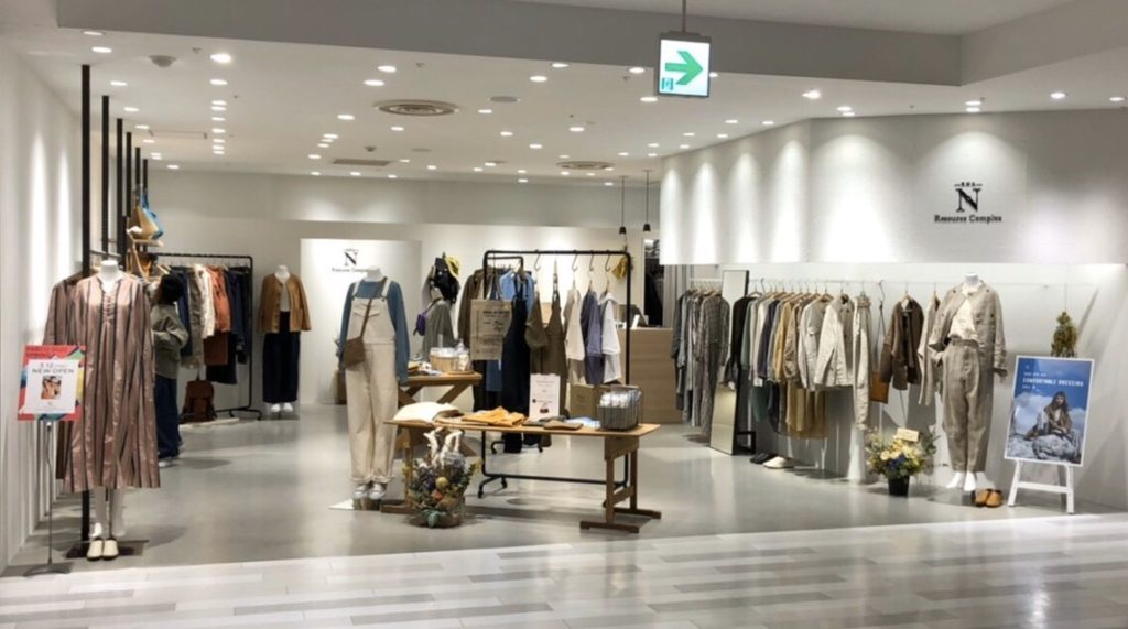 RNA-N Resource Complex広島PARCO店 NEW OPEN