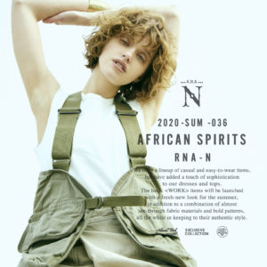 RNA-N 2020 SUMMER COLLECTION