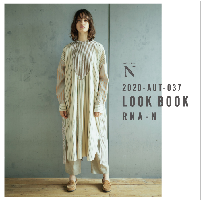 LOOK BOOK 2020 AUTUMN COLLECTION