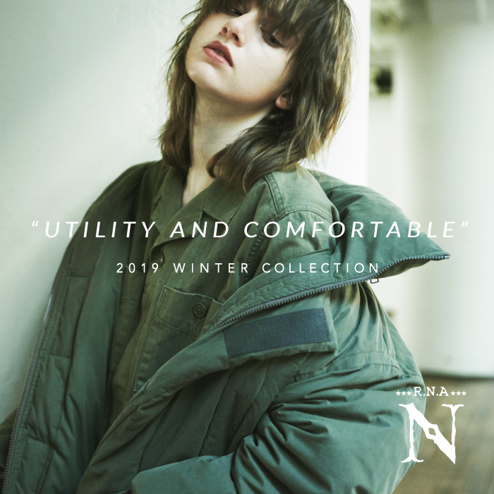 RNA-N 2019 WINTER COLLECTION