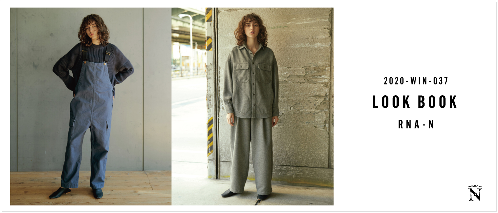 RNA-N 2020 WINTER LOOKBOOK