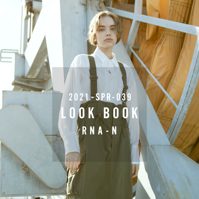 LOOK BOOK 2021 SPRING COLLECTION